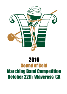 2016 Sound of Gold Marching Band Competition