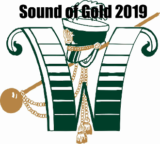 2019 Sound of Gold Marching Competition